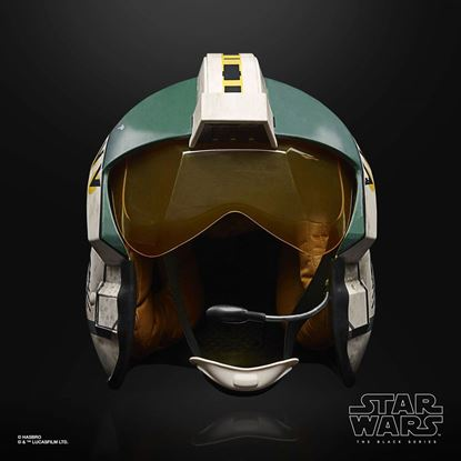 Picture of Star Wars Episode IV Black Series Casco Electrónico Wedge Antilles Battle Simulation Helmet
