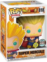 Picture of Dragon Ball Super Figura POP! Animation Vinyl Specialty Series Super Saiyan Hercule (Glow) 9 cm