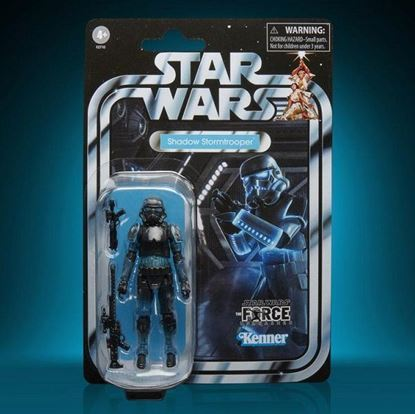 Picture of STAR WARS: THE VINTAGE COLLECTION SHADOW TROOPER (THE FORCE UNLEASED)