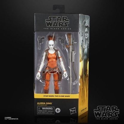 Picture of STAR WARS: THE BLACK SERIES 6″ AURRA SING (THE CLONE WARS)