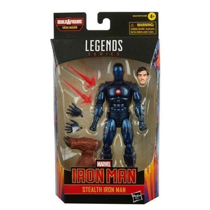 Picture of MARVEL  LEGENDS STEALTH IRON MAN