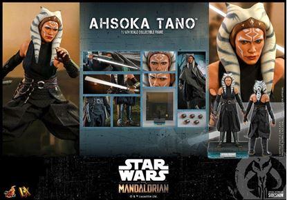Picture of Star Wars The Mandalorian  1/6 Ahsoka Tano  29 cm