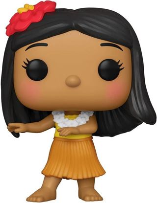 Picture of Disney: Small World POP! Disney Vinyl Figura United States 9 cm. DISPONIBLE APROX: ENERO 2022
