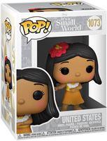 Picture of Disney: Small World POP! Disney Vinyl Figura United States 9 cm. DISPONIBLE APROX: ENERO 2022