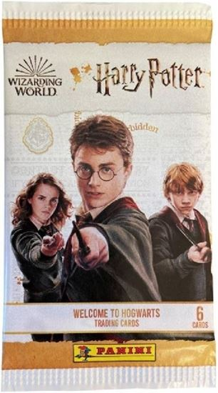 Picture of Sobre 6 Trading Cards - Harry Potter