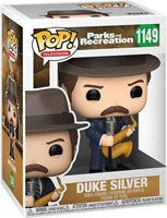 Picture of Parks and Recreation POP! TV Vinyl Figura Duke Silver 9 cm. DISPONIBLE APROX: NOVIEMBRE 2021