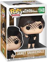 Picture of Parks and Recreation POP! TV Vinyl Figura Janet Snakehole 9 cm. DISPONIBLE APROX: NOVIEMBRE 2021