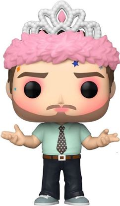 Picture of Parks and Recreation POP! TV Vinyl Figura Andy as Princess Rainbow Sparkle 9 cm. DISPONIBLE APROX: NOVIEMBRE 2021