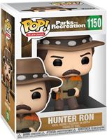 Picture of Parks and Recreation POP! TV Vinyl Figura Hunter Ron 9 cm. DISPONIBLE APROX: NOVIEMBRE 2021