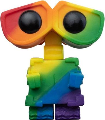 Picture of Wall-E POP! Pride Vinyl Figura Wall-E (Rainbow) 9 cm. DISPONIBLE APROX: SEPTIEMBRE 2021