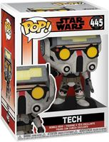 Picture of Star Wars: The Bad Batch POP! TV Vinyl Figura Tech 9 cm