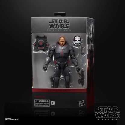 Picture of Star Wars The Bad Batch Black Series Figura Deluxe 2021 Wrecker 15 cm