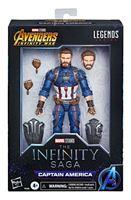 Picture of The Infinity Saga Marvel Legends Figura Captain America (Avengers: Infinity War) 15 cm