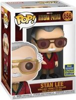 Picture of Stan Lee POP! Vinyl Figura Stan Lee in Iron Man Cameo 2020 Summer Convention Exclusive 9 cm