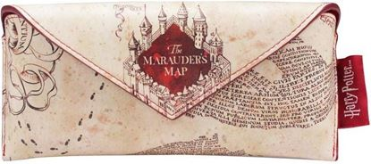 Picture of Funda Semirrígida para Gafas Mapa del Merodeador - Harry Potter