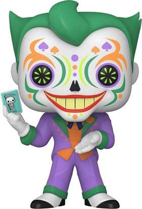 Picture of Día de los Muertos DC POP! Heroes Vinyl Figura Joker 9 cm. DISPONIBLE APROX: OCTUBRE 2021