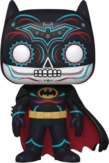 Picture of Día de los Muertos DC POP! Heroes Vinyl Figura Batman 9 cm. DISPONIBLE APROX: OCTUBRE 2021
