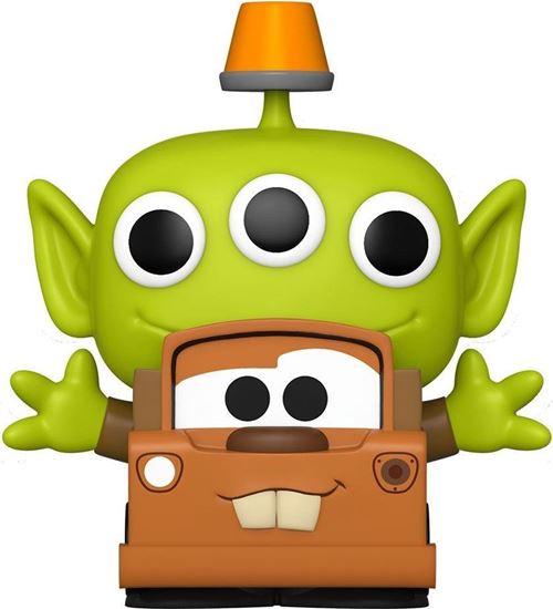 Picture of Pixar Alien Remix POP! Vinyl Figura Alien as Mater 9 cm