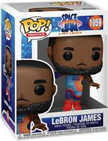 Picture of Space Jam 2 POP! Movies Vinyl Figura LeBron James 9 cm