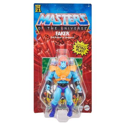 Picture of Masters of the Universe Origins Figuras 2021 Faker 14 cm