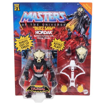 Picture of Masters of the Universe Deluxe Figuras 2021 Buzz Saw Hordak 14 cm