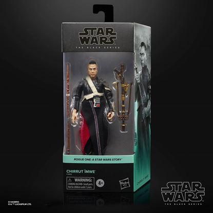 Picture of Star Wars Rogue One Black Series Figura 2021 Chirrut Imwe 15 cm