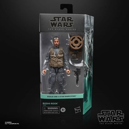 Picture of Star Wars Rogue One Black Series Figura 2021 Bodhi Rook 15 cm