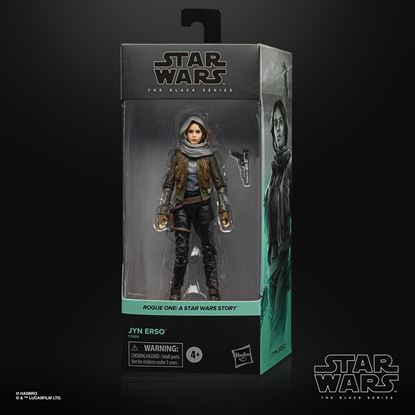 Picture of Star Wars Rogue One Black Series Figura 2021 Jyn Erso 15 cm