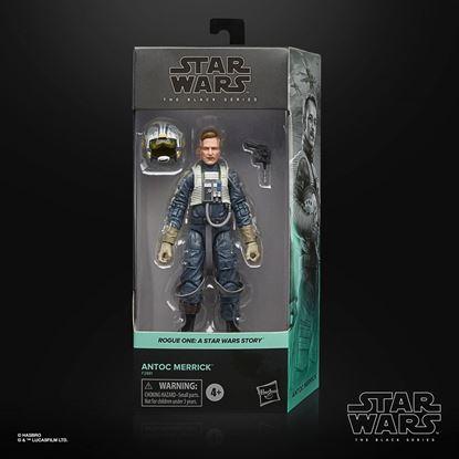 Picture of Star Wars Rogue One Black Series Figura 2021 Antoc Merrick 15 cm