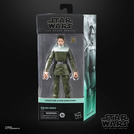 Picture of Star Wars Rogue One Black Series Figura 2021 Galen Erso 15 cm