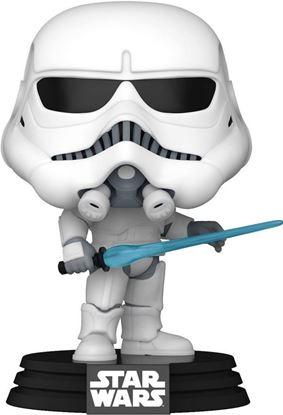 Picture of Star Wars POP! Vinyl Figura Stormtrooper (Concept Series) 9 cm. DISPONIBLE APROX: DICIEMBRE 2021