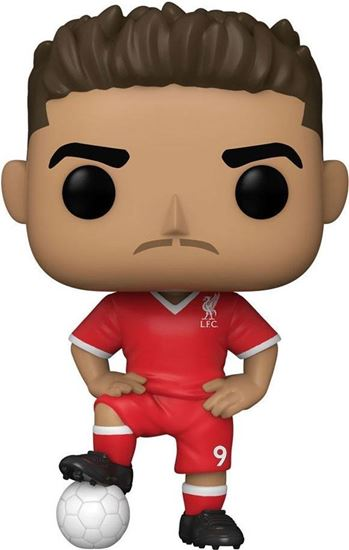 Picture of Liverpool F.C. POP! Football Vinyl Figura Roberto Firmino 9 cm. DISPONIBLE APROX: OCTUBRE 2021