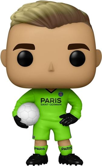 Picture of Paris Saint-Germain F.C. POP! Football Vinyl Figura Keylor Navas 9 cm. DISPONIBLE APROX: OCTUBRE 2021