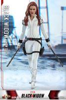Picture of Black Widow Figura Movie Masterpiece 1/6 Black Widow Snow Suit Version 28 cm RESERVA