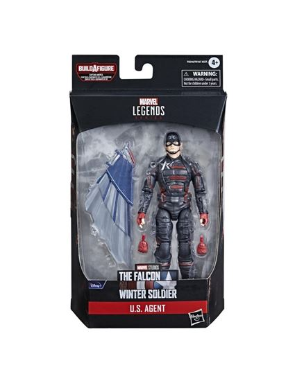 Picture of Marvel Legends Series Figura 2021  The Falcon and the Winter Soldier  U.S. AGENT