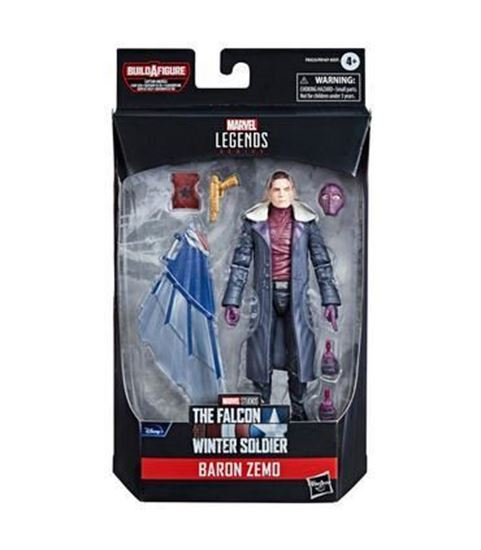 Picture of Marvel Legends Series Figura 2021  The Falcon and the Winter Soldier  BARON ZEMO