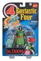 Picture of Fantastic Four Marvel Retro Collection Figura Dr. Doom 15 cm