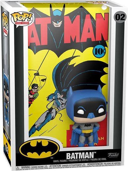 Picture of DC Comics POP! Comic Cover Vinyl Figura Batman 9 cm. DISPONIBLE APROX: DICIEMBRE 2021