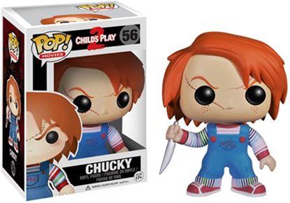 Picture of Muñeco Diabólico 2 POP! Movies Vinyl Figura Chucky 9 cm