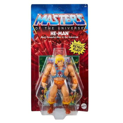 Picture of Masters of the Universe Origins Figuras 2021 Classic He-Man 14 cm
