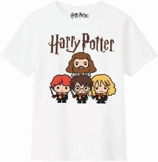 Picture of Camiseta Harry Potter Chibi Niña Talla 10 años - Harry Potter