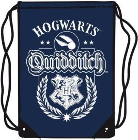 Picture of Mochila de Cuerdas Hogwarts Quidditch - Harry Potter