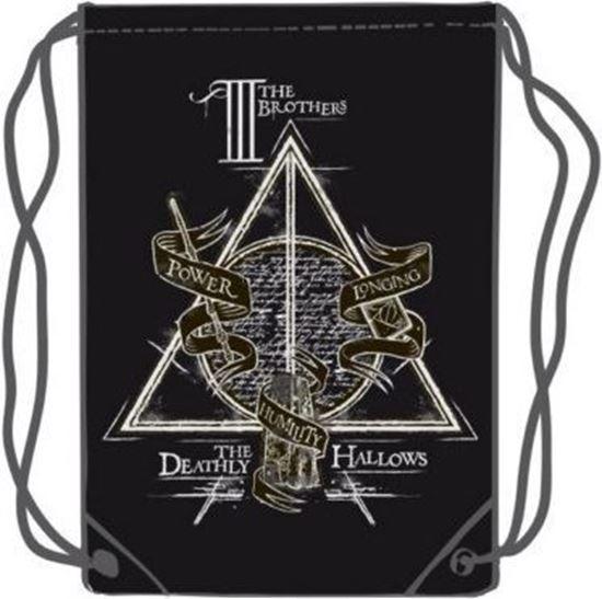 Picture of Mochila de Cuerdas Reliquias de la Muerte - Harry Potter