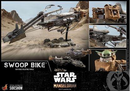 Picture of Star Wars The Mandalorian Vehículo 1/6 Swoop Bike 59 cm RESERVA