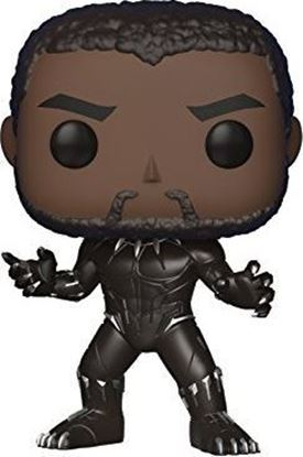 Picture of Black Panther Movie POP! Movies Vinyl Figura Black Panther 9 cm