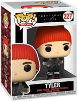 Picture of Twenty One Pilots POP! Rocks Vinyl Figura Tyler 9 cm. DISPONIBLE APROX: NOVIEMBRE 2021