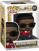 Picture of Boyz II Men POP! Rocks Vinyl Figura Nathan Morris 9 cm. DISPONIBLE APROX: NOVIEMBRE 2021