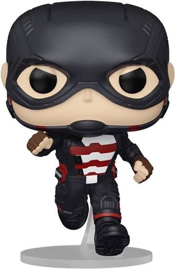 Picture of The Falcon and the Winter Soldier Figura POP! Vinyl US Agent 9 cm