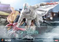 Picture of Vengadores: Wandavision Figura Movie Masterpiece 1/6 The Vision 31 cm RESERVA