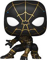 Picture of Spider-Man: No Way Home POP! Vinyl Figura Spider-Man (Black & Gold Suit) 9 cm. DISPONIBLE APROX: NOVIEMBRE 2021